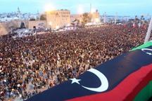 عکس/ جشن هفتمین سالگرد انقلاب در لیبی