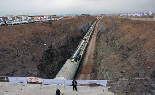 خط انتقال آب از دریا به کرمان تامین مالی شد