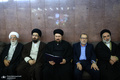 مراسم بزرگداشت محمد نخجوان پور، داماد آیتالله شهید مصطفی خمینی(ره)