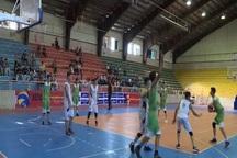 تیم قم قهرمان مسابقات بسکتبال نوجوانان کشور شد
