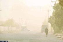 سرعت توفان در سیستان به بیش از 90 کیلومتر بر ساعت می رسد