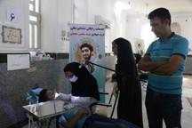 اردوی جهادی بسیج دانشجویی شوش برگزارشد