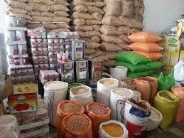 توزیع اقلام برنج و شکر برای تنظیم ماه مبارک رمضان در مازندران