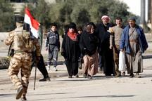بازگشت آوارگان شرق موصل به خانه هایشان+ تصاویر