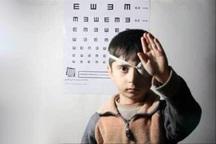 2 هزار و 262 کودک مشکوک به تنبلی چشم در شهرری شناسایی شد
