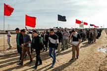 90 دانشآموز محلاتی به اردوی راهیان نور اعزام شدند