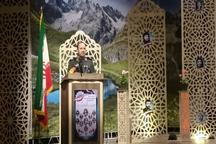 فرمانده سپاه شهدا: آذربایجان غربی کانون اتحاد ملت ایران است