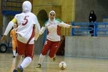 آمادگی 2 بانوی فوتسالیست کرمانشاهی برای حضور در مسابقات قهرمانی آسیا