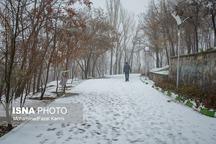 تداوم کاهش قابل ملاحظه دما در آذربایجان شرقی