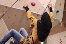 دختر صخره نورد هرمزگانی به رقابت های آسیایی اعزام می شود