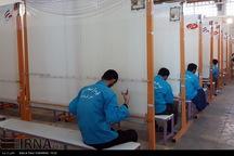 زندانیان کرمانشاه 436 هزار نفر ساعت آموزش دیدند