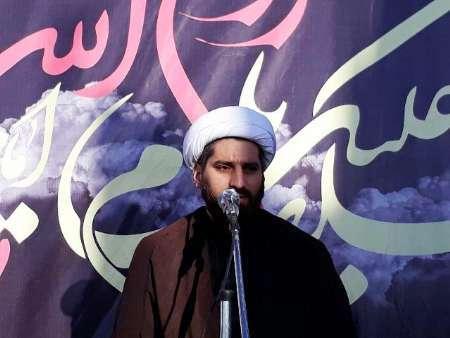 امام جمعه باخرز بر اجرای آرمان های امام تاکید کرد