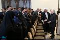 دیدار نوروزی در دفتر آیتالله هاشمی رفسنجانی(ره)