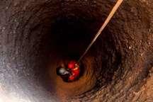 چاه 40 متری سه نفر را در فولادشهر به کام مرگ کشید