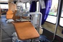 اتوبوس سیار دندانپزشکی بروجرد به  پلدختر اعزام شد