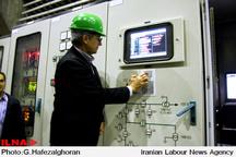 رشد 9.5 درصدی تولید برق در نیروگاه شهید بهشتی لوشان
