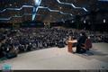 حضور سید حسن خمینی در نخستین کنگره حزب مجمع ایثارگران-2