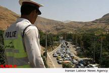 ترافیک پرحجم و روان در محورهای اصلی گیلان  محدودیهای ترافیکی در 2 محور اصلی استان