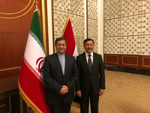 اولین بخش از مطالبات دولت ایران از عراق به حساب بانک مرکزی واریز شد