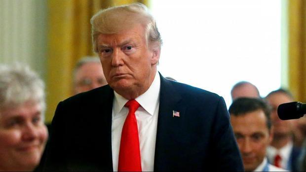ادعای ترامپ در مورد دادن معافیت به برخی کشورها از تحریم ها علیه ایران