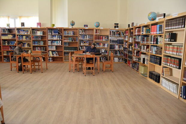 کتابخانه در روستاهای با جمعیت ۲۵۰۰ نفر احداث میشود