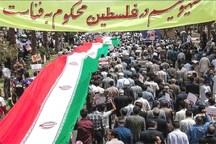 شهردار ارومیه: مبارزه با رژیم غاصب و جعلی صهیونیستی تا نابودی آن ادامه دارد