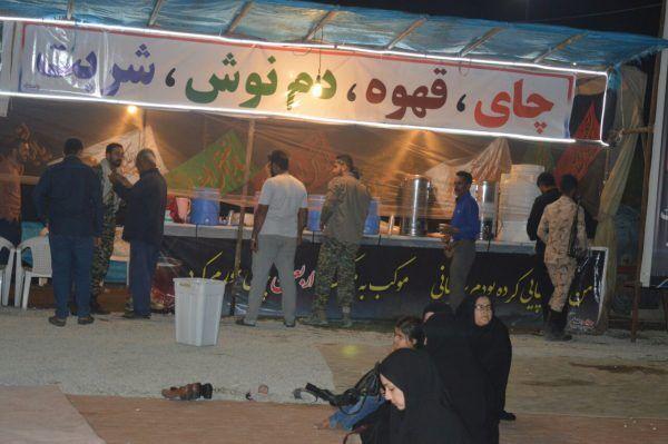 برنامههای فرهنگی در موکب سپاه کهگیلویه برگزار میشود