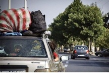 اسکان 10 هزار مسافر نوروزی در شهرستان درمیان فراهم است
