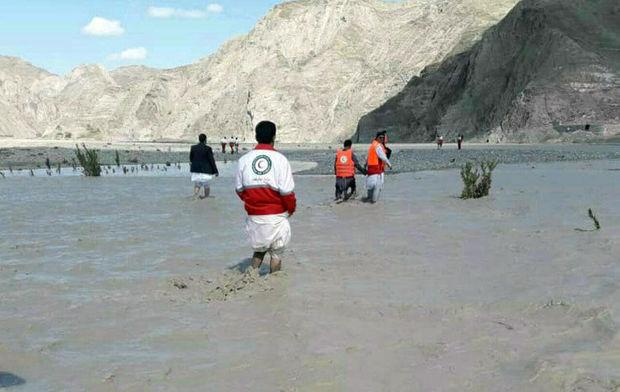 جسد نوجوان غرق شده در رودخانه «شمس آباد»بمپور پیدا شد
