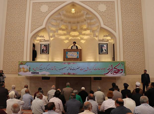 امام جمعه گرگان: مصرف بی رویه آب و برق مشکل ایجاد کرده است