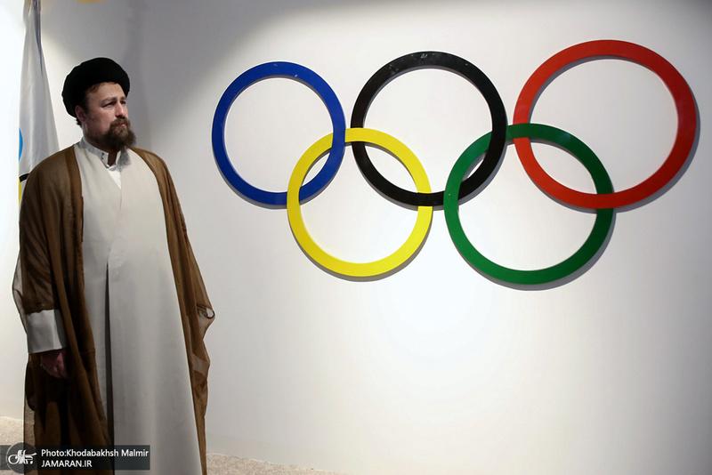 سید حسن خمینی - موزه ورزش