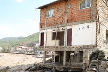 سیل به 150 واحدمسکونی سوادکوه خسارت زد