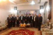 علاقه مندی یک شرکت چینی برای سرمایه گذاری در خوزستان