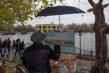 سمپوزیوم ورکشاپ نقاشی و عکاسی در پارک ائل گلی تبریز برگزار شد