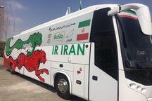 اتوبوس یوزهای ایرانی در همدان سوژه شد