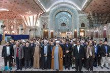 تجدید میثاق اصناف، نهادها، سازمان ها و اقشار مختلف مردم با آرمان های امام خمینی(س)-5