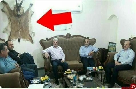 توضیح محیطزیست مازندران درباره یک عکس جنجالی
