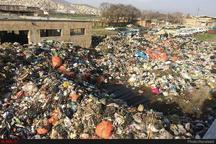 معضل دفن زبالهها در مریوان و وعدههای توخالی مسئولان  مردم کارخانه بازیافت زباله میخواهند