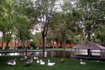 6 بوستان قزوین به مناسبت نوروز تجهیز و زیباسازی می شود
