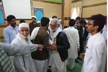 صلح و سازش بین 2 طایفه بهادری و ستوده در ایرانشهر برقرار شد