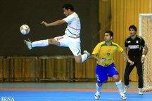مسابقات فوتسال جام رمضان در ارومیه آغاز شد