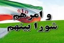 رییس شورای اسلامی شهرستان عسلویه انتخاب شد