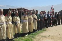 رزمایش اقتدار سپاه عشایر کهگیلویه و بویراحمد برگزار شد