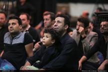مداح :محمود کریمی/ ای به فدای روی ماهت/ شب دوم محرم 97