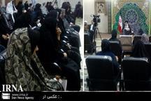 120 بانوی زلزله زده کرمانشاه به مشهد مشرف شدند