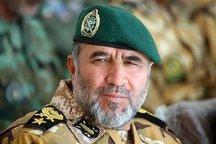 فرمانده نیروی زمینی ارتش: هیچ خطری ایران را تهدید نمیکند