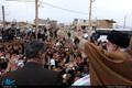 بازدید سرزده رهبر معظم انقلاب از مناطق زلزلهزده استان کرمانشاه