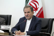 جهانگیری: ایران در جنگ اقتصادی آمریکا سرافراز بیرون آمد