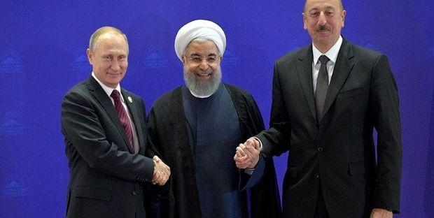 توضیح مسکو درباره علت تعویق نشست سران ایران، روسیه و آذربایجان