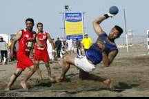 6 مازندرانی به اردوی تیم ملی هندبال ساحلی دعوت شدند